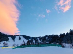 Sunset at Deer Valley Resort, Utah. Deer Valley Resort Blog.