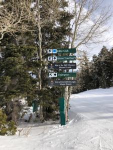 Ski Runs at Deer Valley Resort, Utah. Deer Valley Resort Blog.