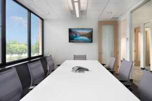 Interior Architecture Photography - Conference Room
