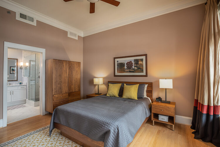 Master Bedroom - Interior Architecture Photography