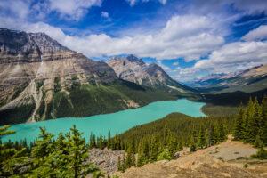 Peyto Lake - Alberta, Canada