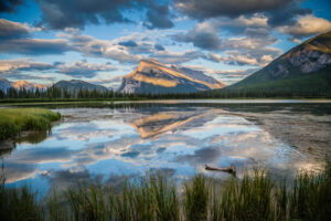 Vermillion Lakes, Banff