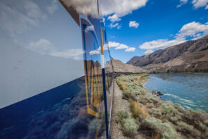 Rocky Mountaineer Views