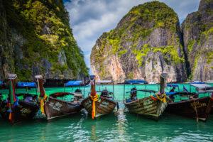 Koh Phi Phi Beach. Fine Art Photography. Travel Photography.