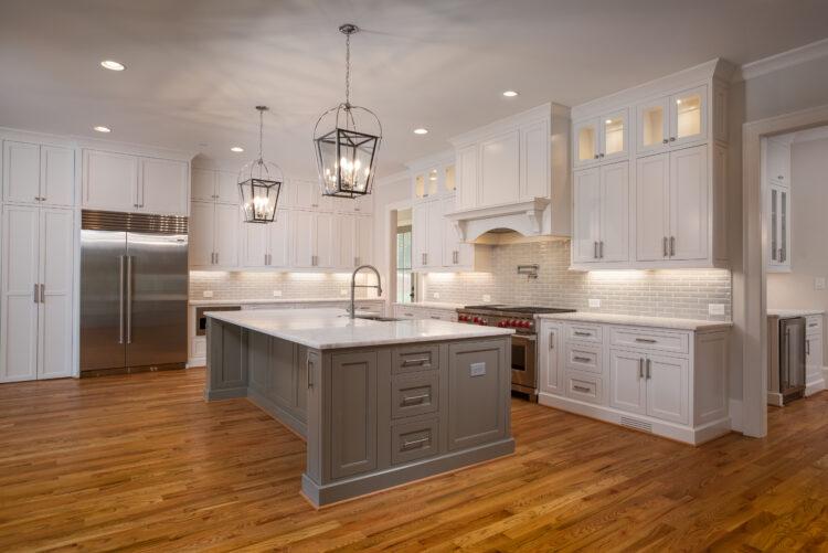 Luxury Home Atlanta Kitchen
