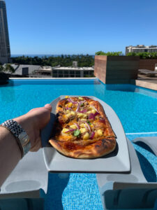 Food at Ritz-Carlton Residences Waikiki