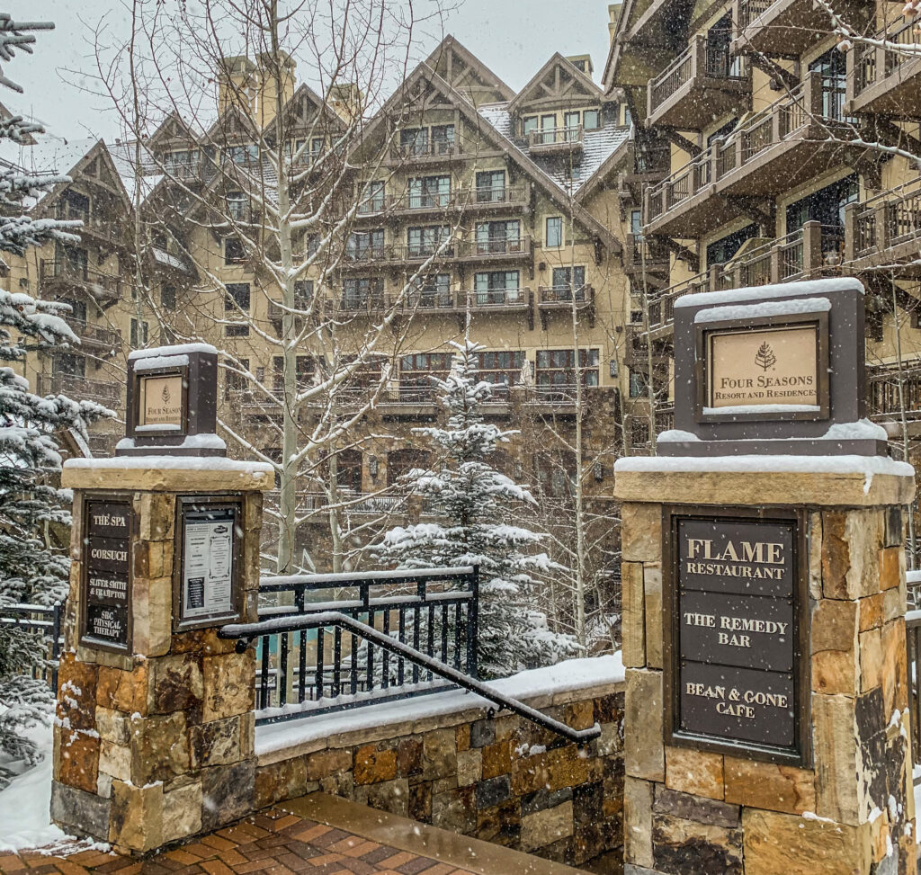 A Stay at the Four Seasons Resort and Residences Vail
