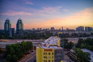 Atlanta Drone Photographer, Atlanta Hospitality Photographer, Atlanta Construction Photographer